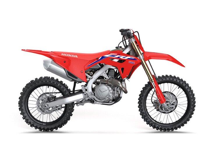2022 Honda CRF450R 450R specifications