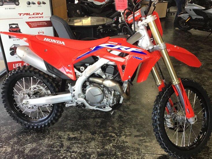 2022 Honda CRF450R for sale 201100966