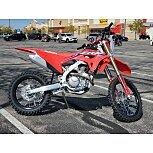 2022 Honda CRF450R for sale 201101342