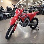 2022 Honda CRF450R for sale 201108569