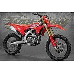 2022 Honda CRF450R for sale 201108582
