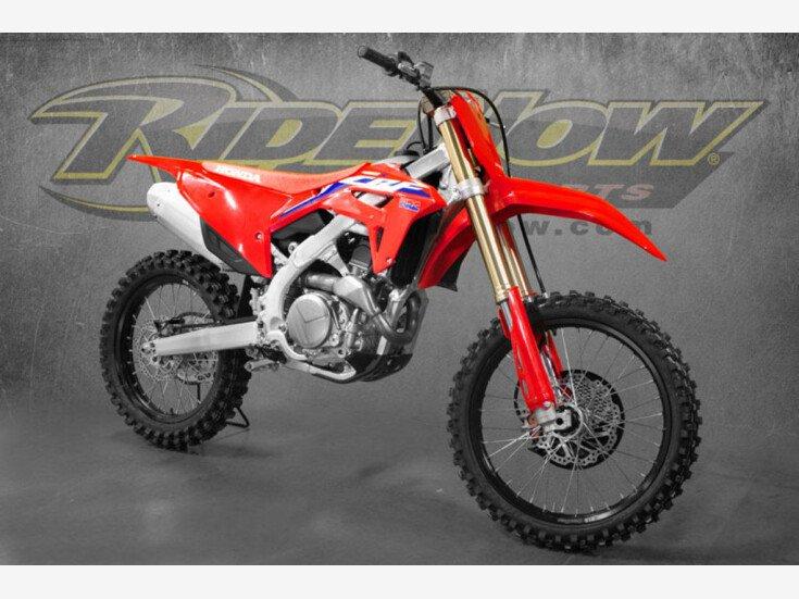 2022 Honda CRF450R for sale 201111869