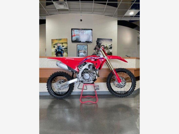 2022 Honda CRF450R for sale 201111870