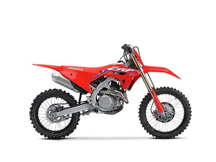 2022 Honda CRF450R for sale 201116726