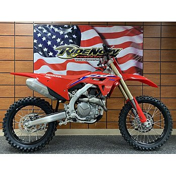 2022 Honda CRF450R for sale 201140744