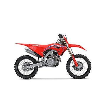 2022 Honda CRF450R for sale 201141360