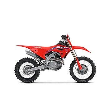 2022 Honda CRF450R for sale 201145295
