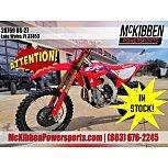 2022 Honda CRF450R for sale 201167039