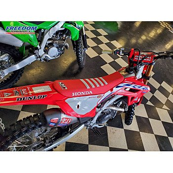 2022 Honda CRF450R WE for sale 201167968
