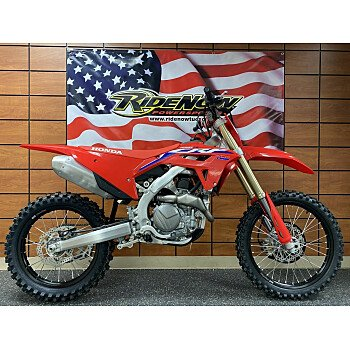 2022 Honda CRF450R for sale 201169657