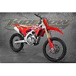 2022 Honda CRF450R for sale 201171508