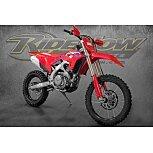 2022 Honda CRF450R for sale 201171819