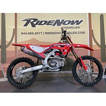 2022 Honda CRF450R WE for sale 201174859