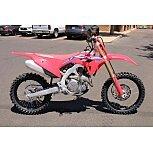 2022 Honda CRF450R for sale 201179831