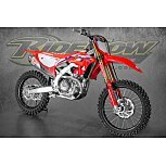 2022 Honda CRF450R WE for sale 201181223