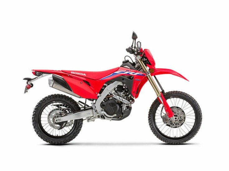 2022 Honda CRF450RL for sale 201106621