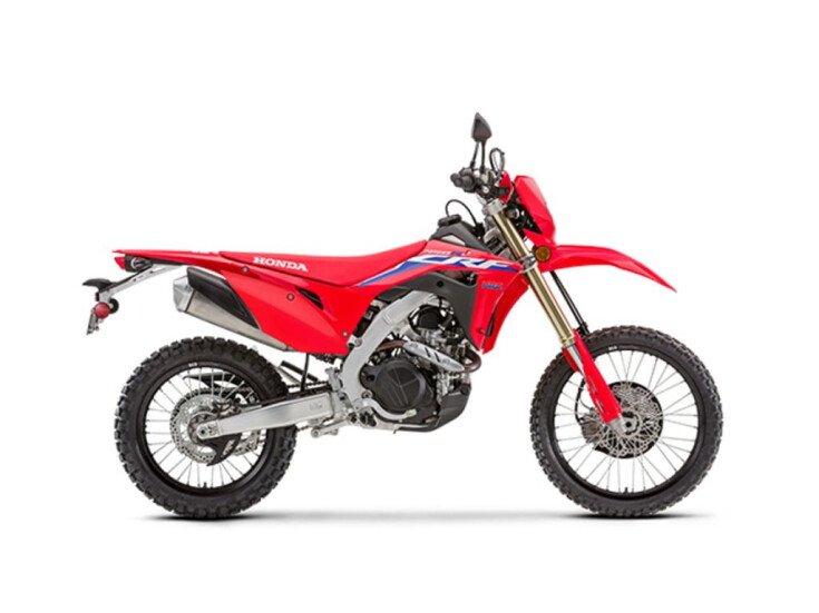 2022 Honda CRF450RL for sale 201111918