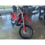 2022 Honda CRF450RL for sale 201145439
