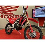 2022 Honda CRF450X for sale 201155106