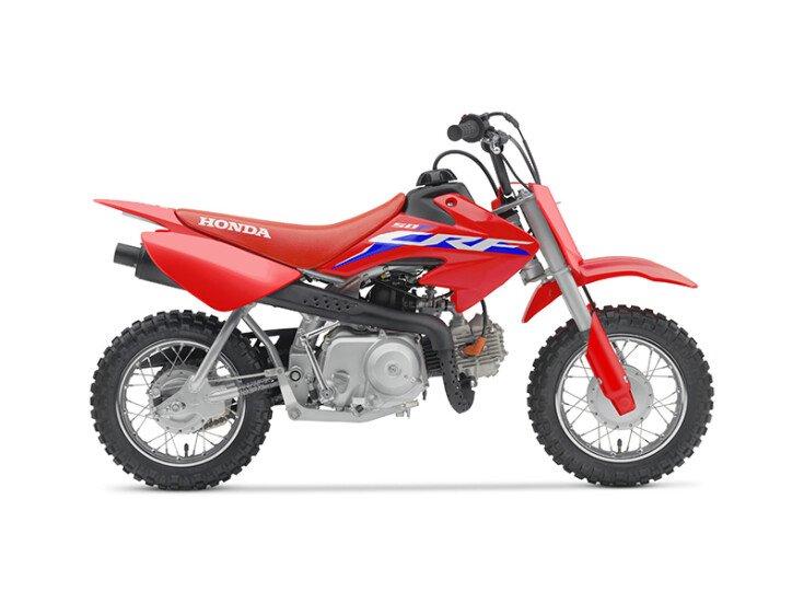 2022 Honda CRF50F 50F specifications