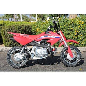 2022 Honda CRF50F for sale 201160756