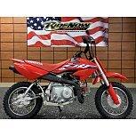 2022 Honda CRF50F for sale 201161307