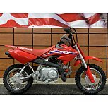 2022 Honda CRF50F for sale 201161309