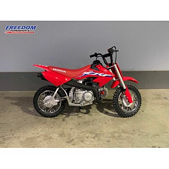 2022 Honda CRF50F for sale 201161561