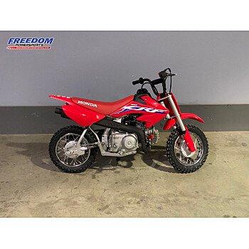 2022 Honda CRF50F for sale 201161562