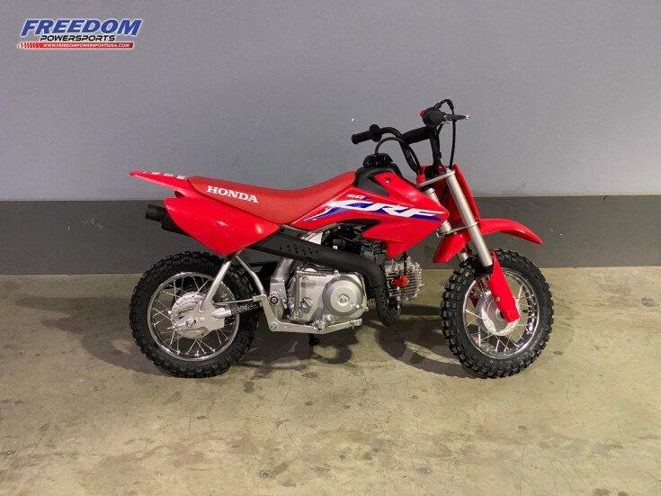 2022 Honda CRF50F for sale 201161566