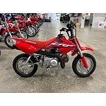 2022 Honda CRF50F for sale 201161992