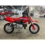 2022 Honda CRF50F for sale 201161993