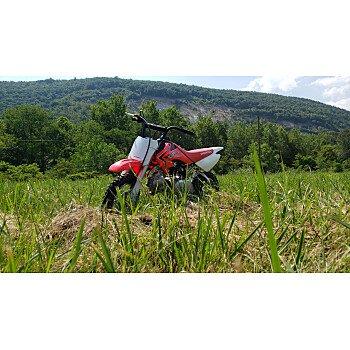 2022 Honda CRF50F for sale 201163734