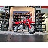 2022 Honda CRF50F for sale 201164459