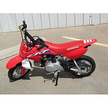 2022 Honda CRF50F for sale 201178773