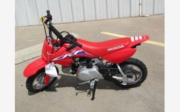 2022 Honda CRF50F for sale 201178778