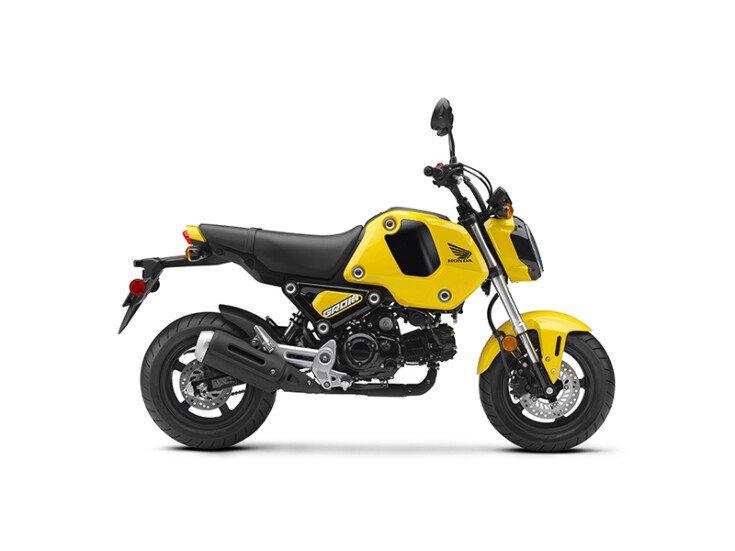 2022 Honda Grom Base specifications