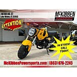 2022 Honda Grom for sale 201105576
