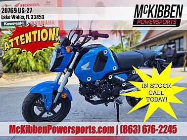 2022 Honda Grom for sale 201139503
