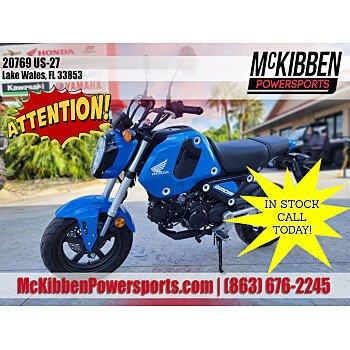 2022 Honda Grom for sale 201143879