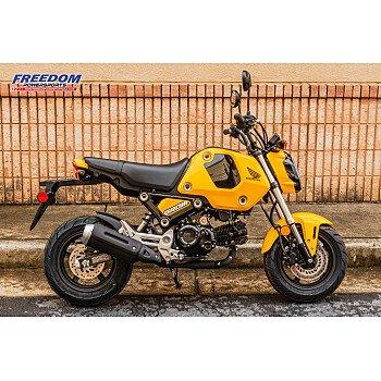2022 Honda Grom for sale 201165105