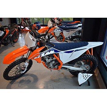 2022 KTM 250SX-F for sale 201173119