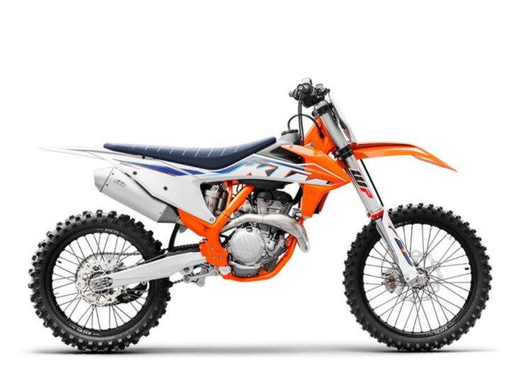 2022 KTM 350SX-F for sale 201099478