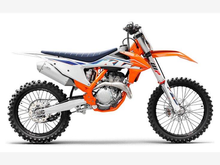 2022 KTM 350SX-F for sale 201103968