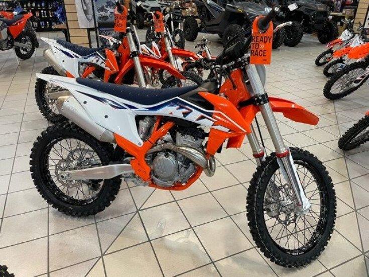 2022 KTM 350SX-F for sale 201112439