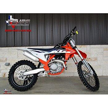 2022 KTM 450SX-F for sale 201099479