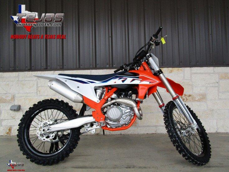 2022 KTM 450SX-F for sale 201148456
