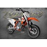 2022 KTM 50SX for sale 201146708