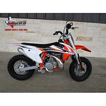 2022 KTM 50SX for sale 201156643