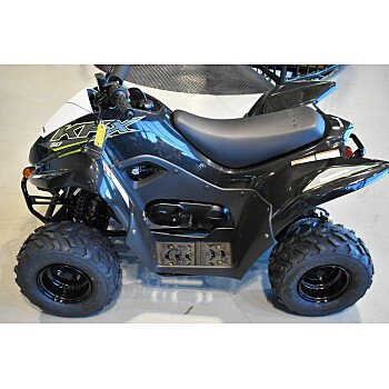 2022 Kawasaki KFX50 for sale 201173038